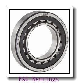 45 mm x 100 mm x 36 mm  FAG NUP2309-E-TVP2 cylindrical roller bearings