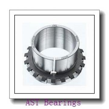AST 6009-2RS deep groove ball bearings