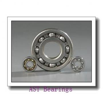 AST 5307-2RS angular contact ball bearings
