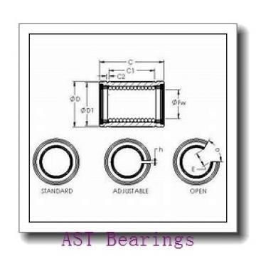 AST 71924C angular contact ball bearings