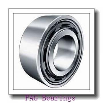 10 mm x 26 mm x 8 mm  FAG B7000-E-T-P4S angular contact ball bearings