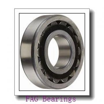 90 mm x 160 mm x 40 mm  FAG 22218-E1-K spherical roller bearings