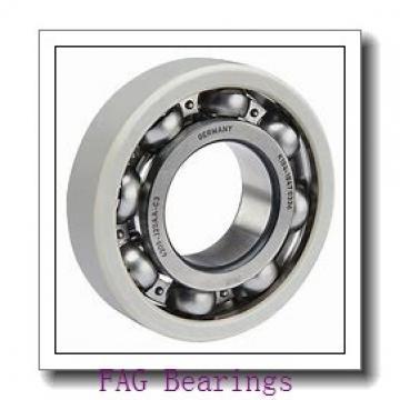 190 mm x 260 mm x 33 mm  FAG HCB71938-E-T-P4S angular contact ball bearings