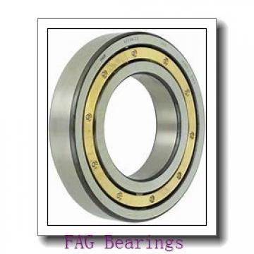 40 mm x 80 mm x 18 mm  FAG HCB7208-C-2RSD-T-P4S angular contact ball bearings