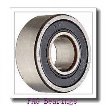 160 mm x 240 mm x 38 mm  FAG B7032-C-T-P4S angular contact ball bearings