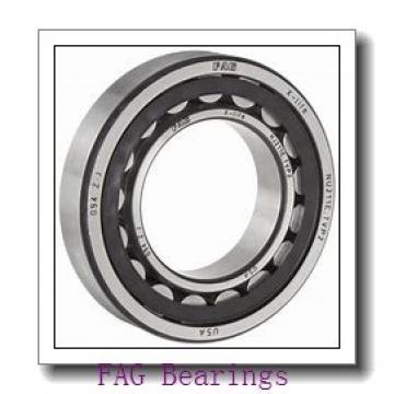 FAG 53220 + U220 thrust ball bearings
