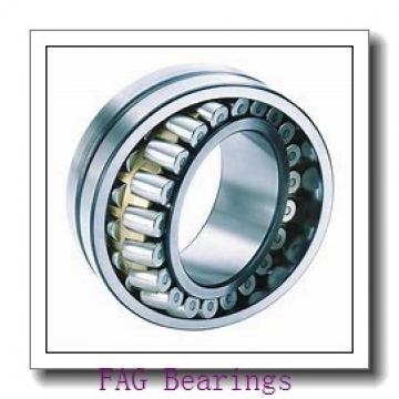 420 mm x 700 mm x 224 mm  FAG 23184-E1A-MB1 spherical roller bearings
