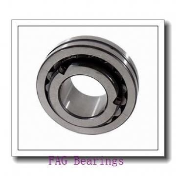 90 mm x 125 mm x 18 mm  FAG B71918-E-T-P4S angular contact ball bearings