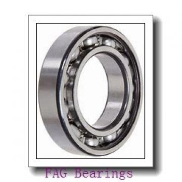 105 mm x 225 mm x 49 mm  FAG 7321-B-MP angular contact ball bearings