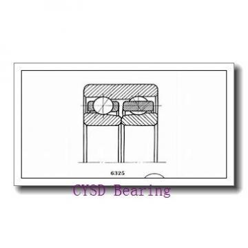 60 mm x 130 mm x 46 mm  CYSD 4312 deep groove ball bearings