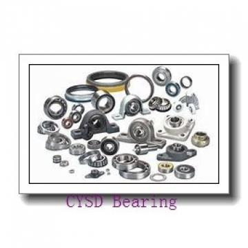 12 mm x 37 mm x 12 mm  CYSD 6301-RS deep groove ball bearings