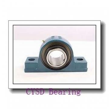 12,7 mm x 28,575 mm x 9,525 mm  CYSD 1616-2RS deep groove ball bearings