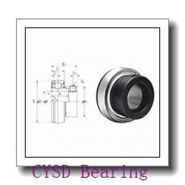 30 mm x 55 mm x 17 mm  CYSD 32006 tapered roller bearings
