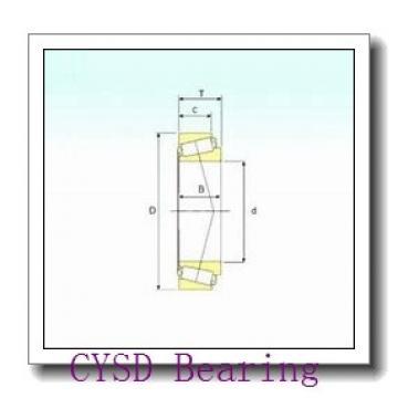 17 mm x 30 mm x 7 mm  CYSD 6903-RZ deep groove ball bearings