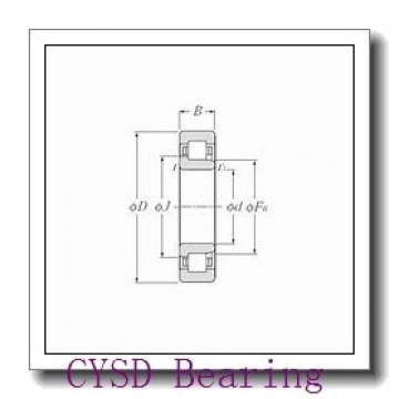 190 mm x 290 mm x 46 mm  CYSD 6038-ZZ deep groove ball bearings