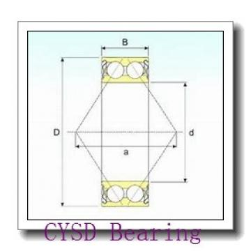 50 mm x 130 mm x 31 mm  CYSD NUP410 cylindrical roller bearings