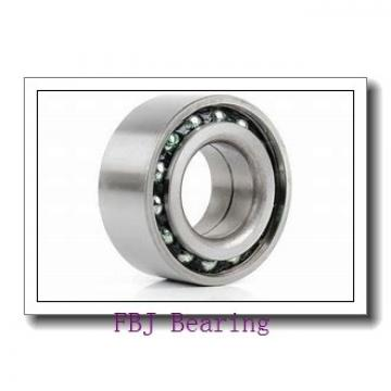 25 mm x 52 mm x 20,638 mm  FBJ 5205ZZ angular contact ball bearings