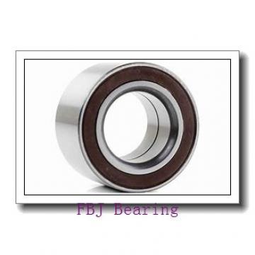 2,38 mm x 4,762 mm x 2,38 mm  FBJ FR133ZZ deep groove ball bearings