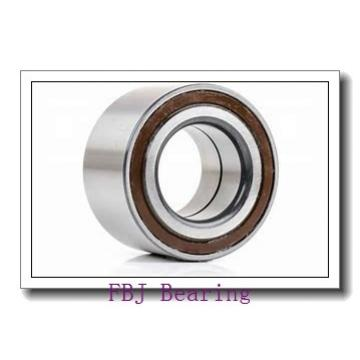 35 mm x 80 mm x 31 mm  FBJ 4307 deep groove ball bearings