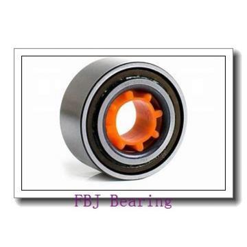 2,5 mm x 7 mm x 2,5 mm  FBJ F692X deep groove ball bearings