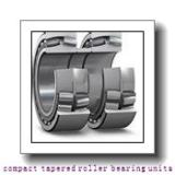 HM129848-90177  HM129813XD Cone spacer HM129848XB Recessed end cap K399072-90010 compact tapered roller bearing units